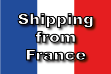 Shipped from France