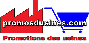 Promotions des usines